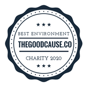 Best Environment Charity 2020 - TheGoodCause.co